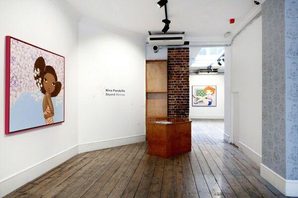 Beyond Meninas, installation view