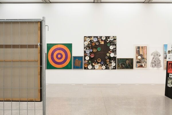 55 Dates. Highlights of the mumok Collection, installation view