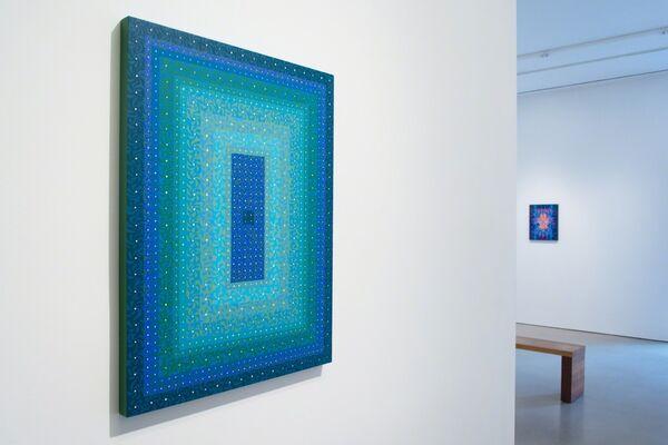 Katia Santibañez: The Visible and the Invisible, installation view