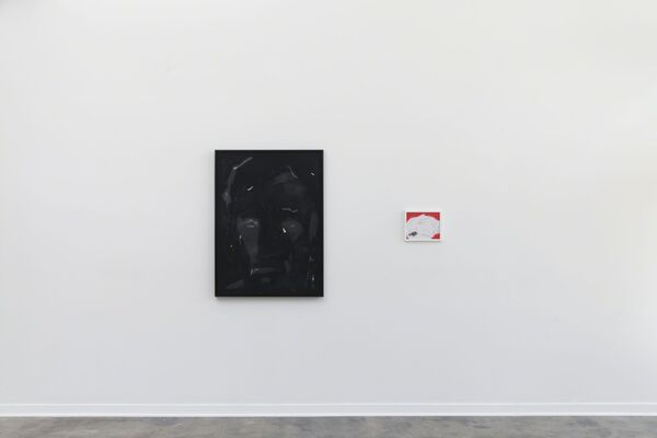 our shallow psychic death, installation view