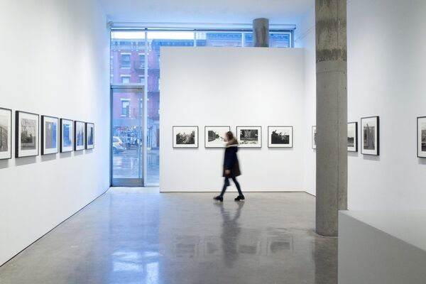 In Flagrante Two, installation view