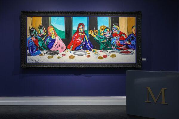 Bradley Theodore 'The Coronation', installation view