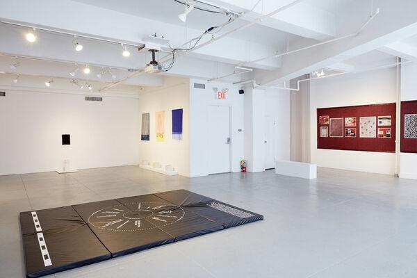 Seven Senses, installation view