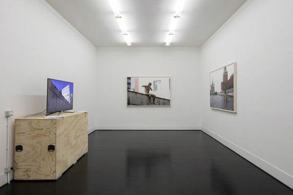 439754 - Pyotr Pavlensky, installation view