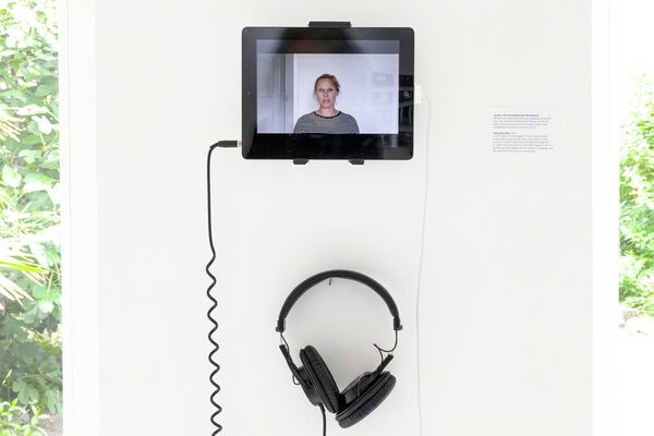 ID:I Galleri Stockholm goes ESSZIMMER, installation view