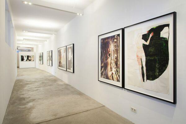 Tina Berning & Michelangelo Di Battista, installation view