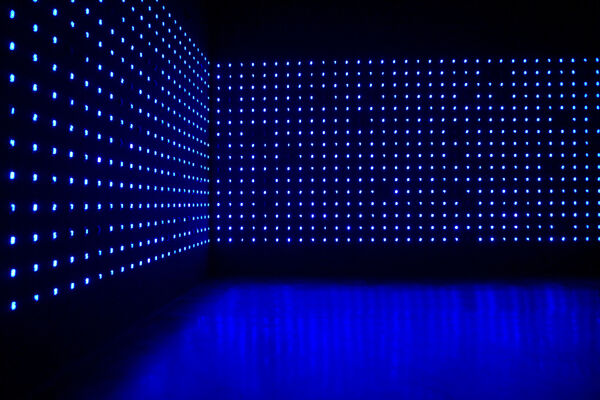 Tatsuo Miyajima: Ashes to Ashes, Dust to Dust, installation view