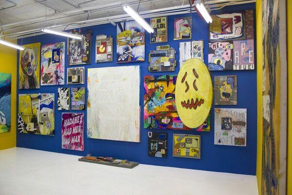 Perennial Millennial, installation view