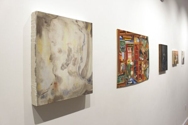 """May 2019 Exhibition - """"Animal Idealism"""" Group Show, installation view"""