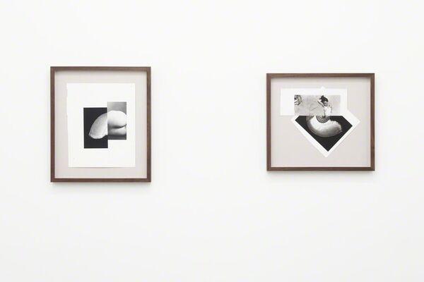"KEN FANDELL ""Figures"", installation view"