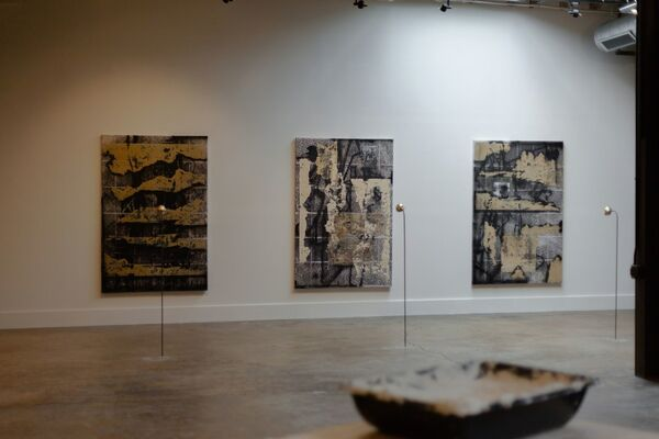 José Luis Landet: The Manifested Landscape | A Message of Uncertainty, installation view