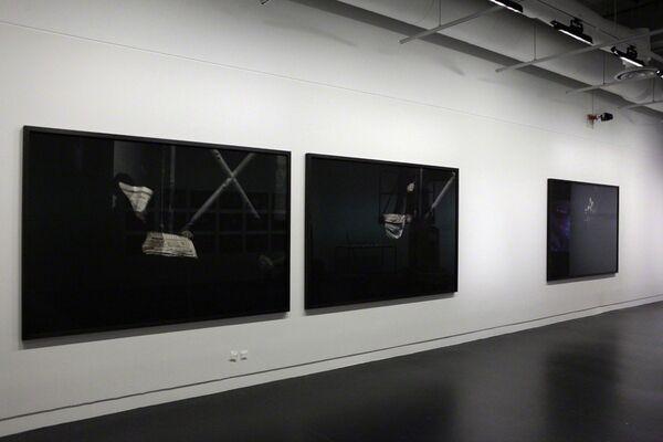 Anna Malagrida: Cristal House, installation view