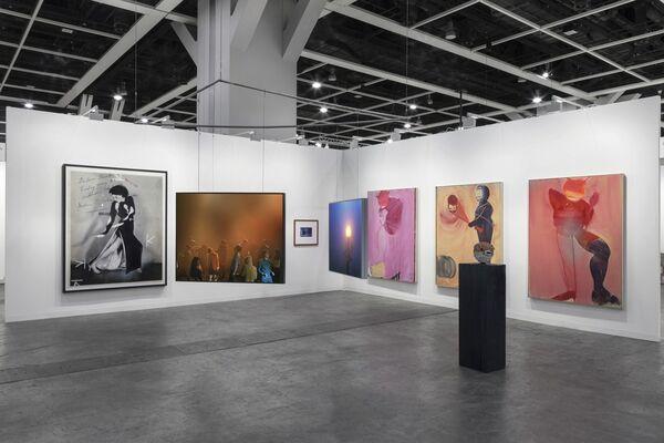 Galerie Rüdiger Schöttle at Art Basel in Hong Kong 2018, installation view
