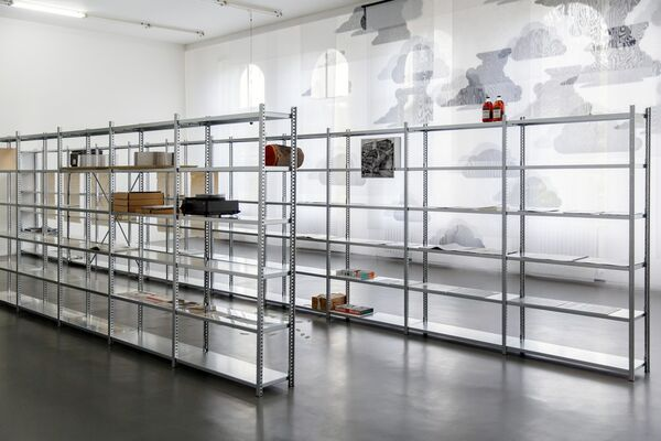 WERE IT AS IF, installation view