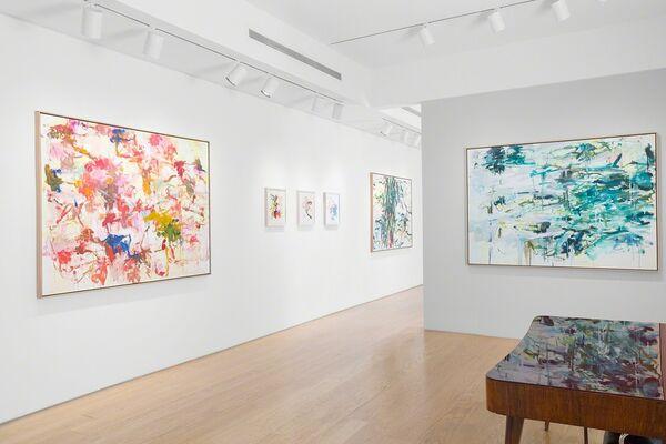 Kikuo Saito: The Final Years, installation view
