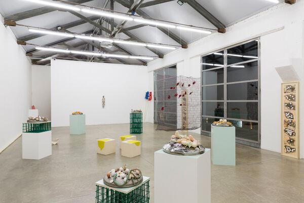 Toothpick - Christian Holstad, installation view