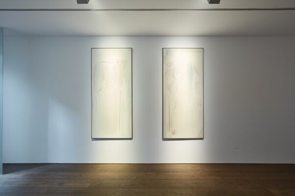 Verticality, installation view