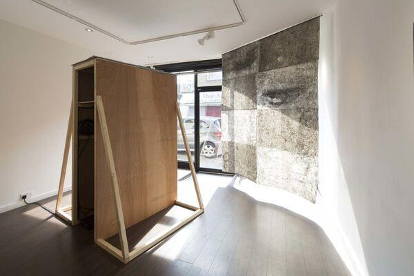 FLOW, installation view
