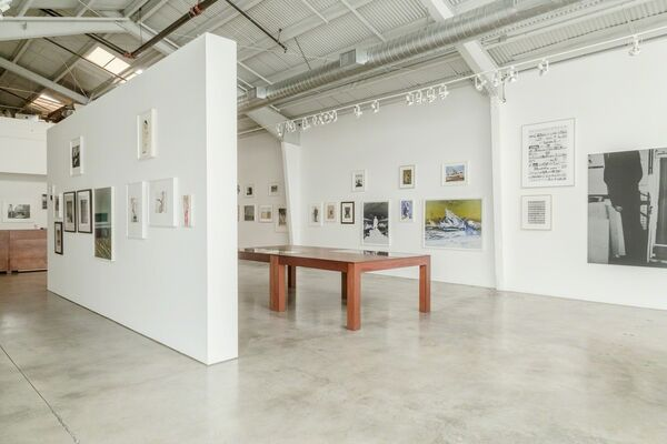 Reference, installation view