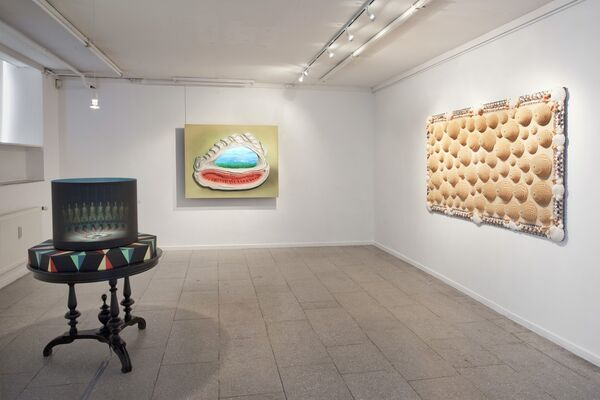 Randi & Katrine: Collector's Items, installation view