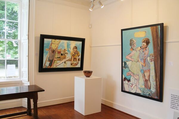 Emerging Youth, installation view