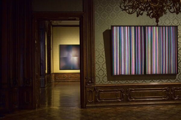 Arotin & Serghei - Metamorphosis, installation view