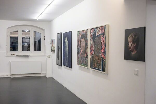 Mist of Madness, installation view