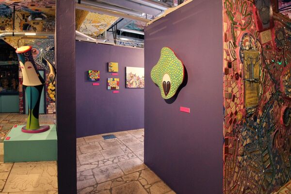 Patterns of Obsession, installation view