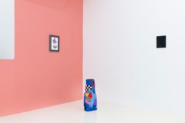 """""""In My Dreams"""" Curated by Aria McManus, installation view"""