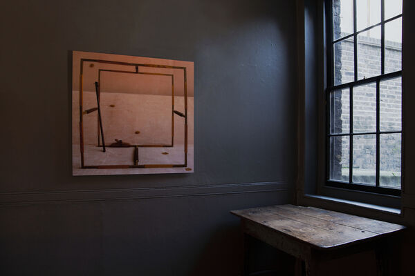 Air Signs: Brian Griffiths & Frank Kent, installation view