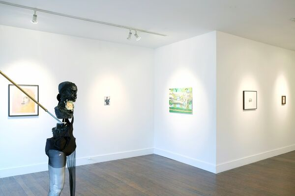 Context: Gallery Artists & Collaborators, installation view