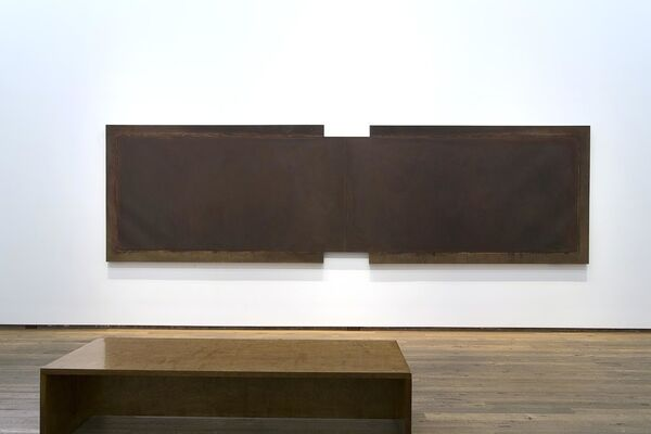 Jake Berthot: In Color, installation view