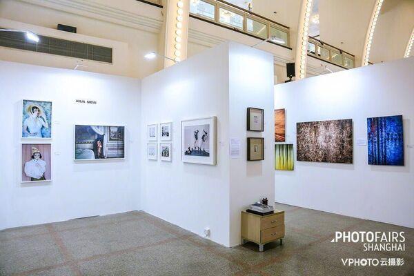 Photo12 Galerie at PHOTOFAIRS   Shanghai 2018, installation view