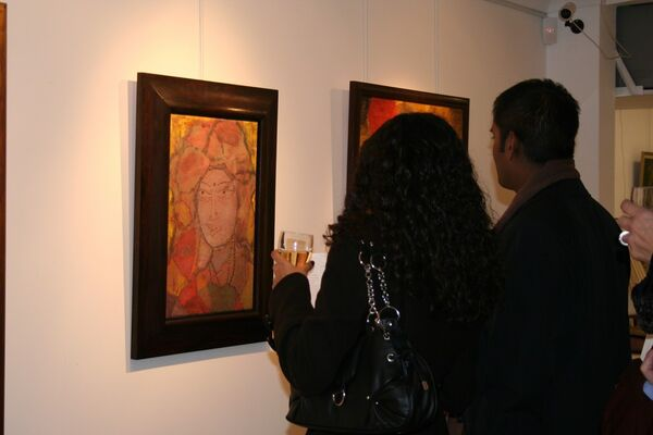 In the Fore 2007, installation view