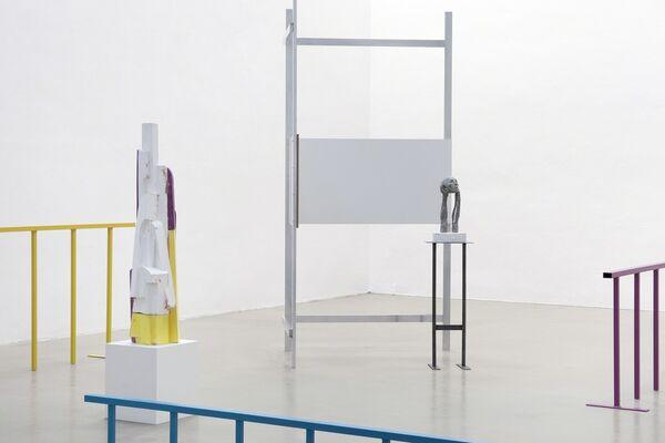 Kai Schiemenz: Once Over Easy, installation view