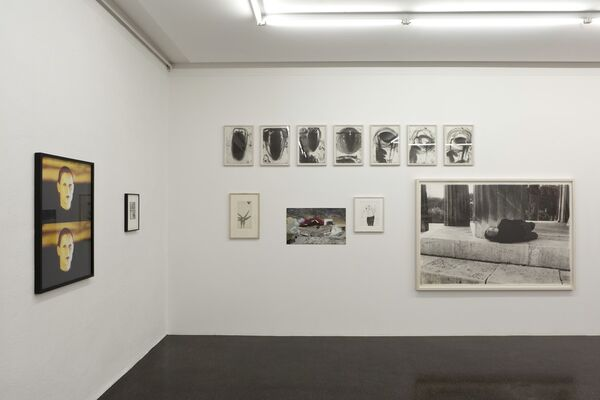 30 Years Barbara Gross Galerie Part 1, installation view