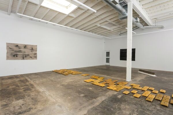 Served Live, installation view
