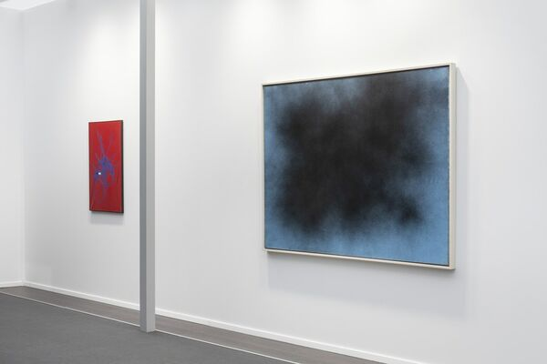 Nahmad Contemporary at Frieze Masters 2018, installation view