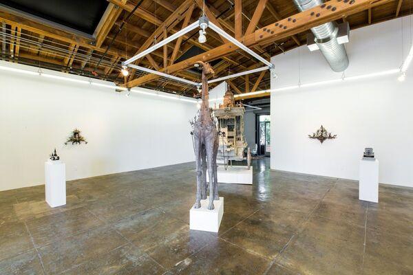 Kris Kuksi - New Rome, installation view