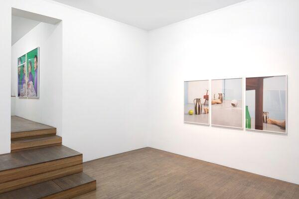 Barbara Probst, installation view