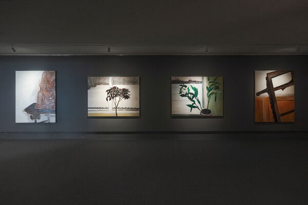 Zhao Gang 21st: Supports / ColorLumps as Anthropography of History, installation view