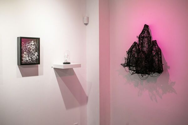 Caitlin McCormack: See You All In There, installation view