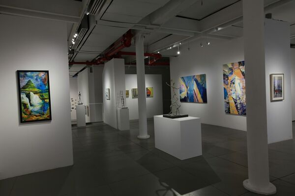 I Remember You, I Know this Place, installation view