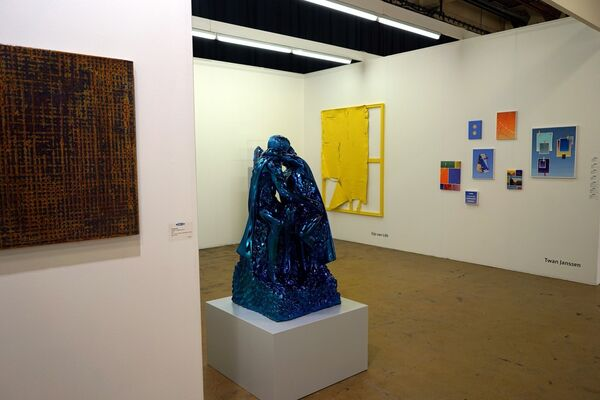 Torch at Art Rotterdam 2018, installation view