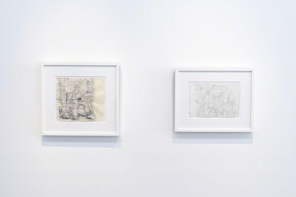 John Lees, installation view