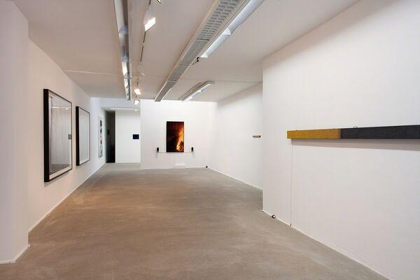 Winterreise, installation view