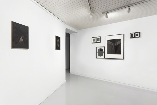 Depois do Abismo : Ordem e Caos ( After the Abyss : Order and Chaos ), installation view