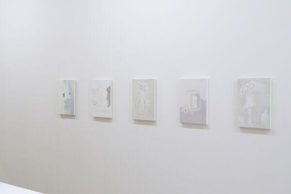 "MASAHIKO KUWAHARA ""fantasy land"", installation view"