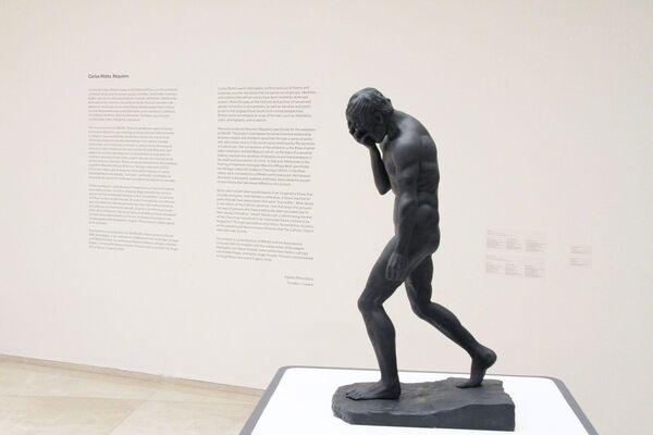 Carlos Motta. Requiem, installation view