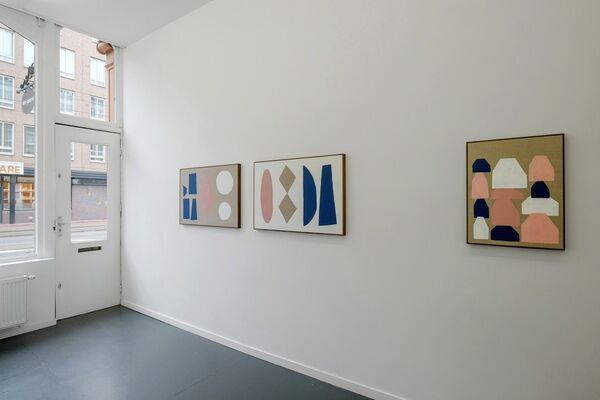 Cody Hudson: Let Me Help You, installation view